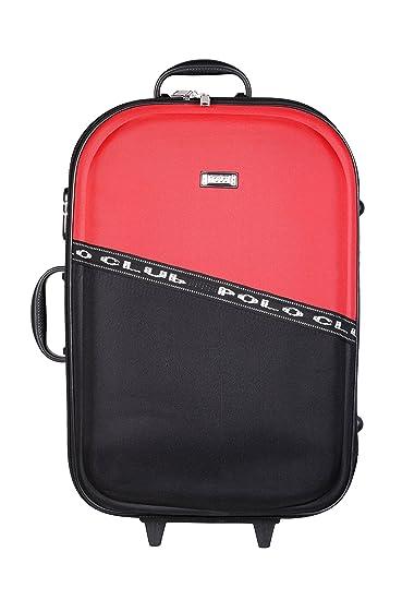 United Bag UTB032 POLO Expandable Travel Bag - Medium(Red): Amazon ...