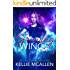 Growing Wings: Reverse Harem Teen Paranormal Romance (The Caged Series Book 2)