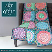 Image for Art of the Quilt 2021 Wall Calendar