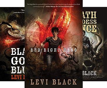 Levi Black The Mythos War (3 book series) Kindle Edition