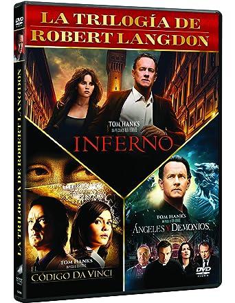 Trilogía El Código Da Vinci + Angeles y Demonios + Inferno -- Trilogy The Da