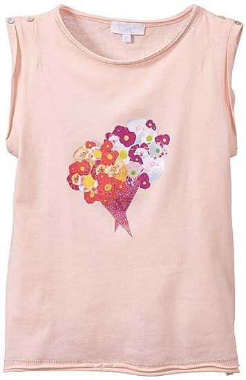 Cdec By Cordelia De Castellane Helado - Camiseta para niñas, color pink - rose (pétale), talla 2 años (92 cm): Amazon.es: Ropa y accesorios