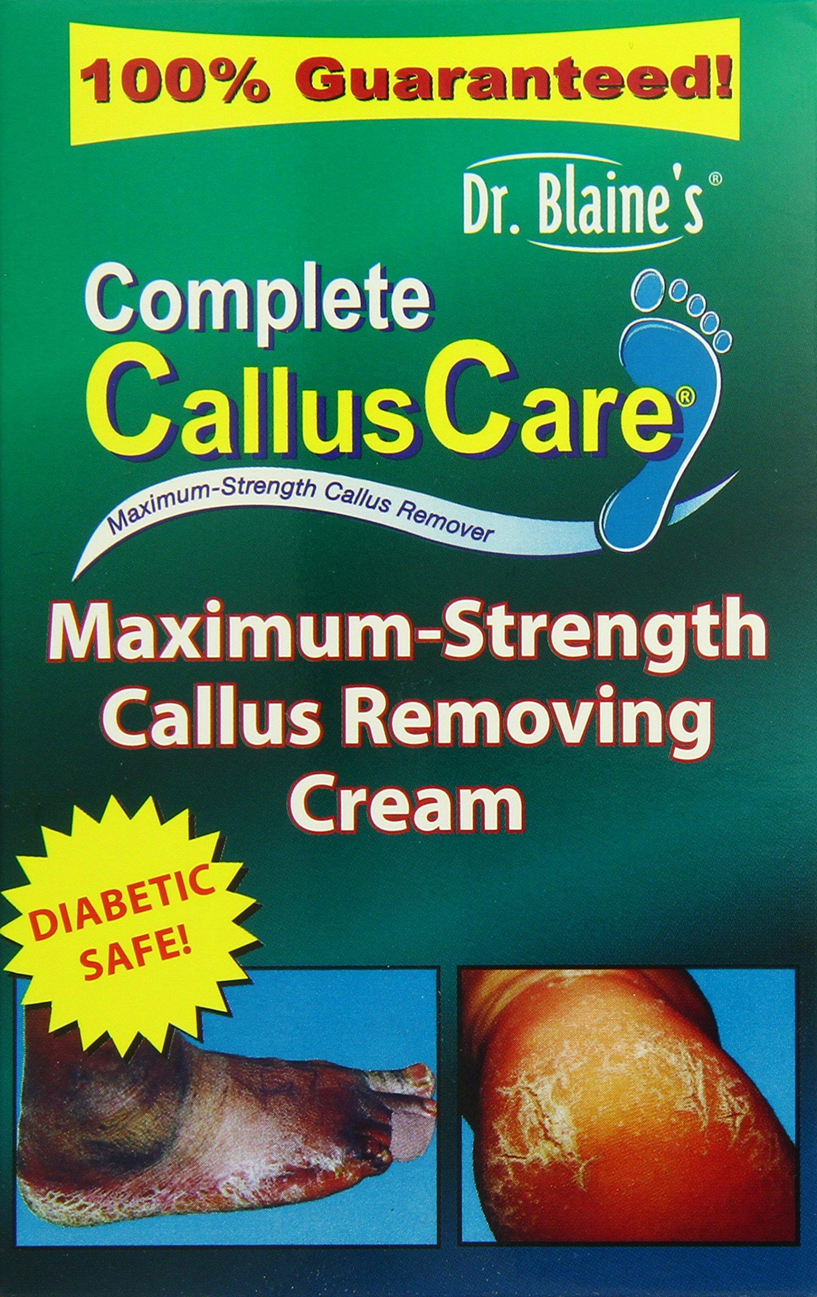 Dr. Blaine's Complete CallusCare Kit