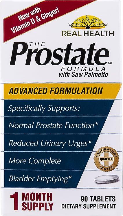 foto de próstata real de