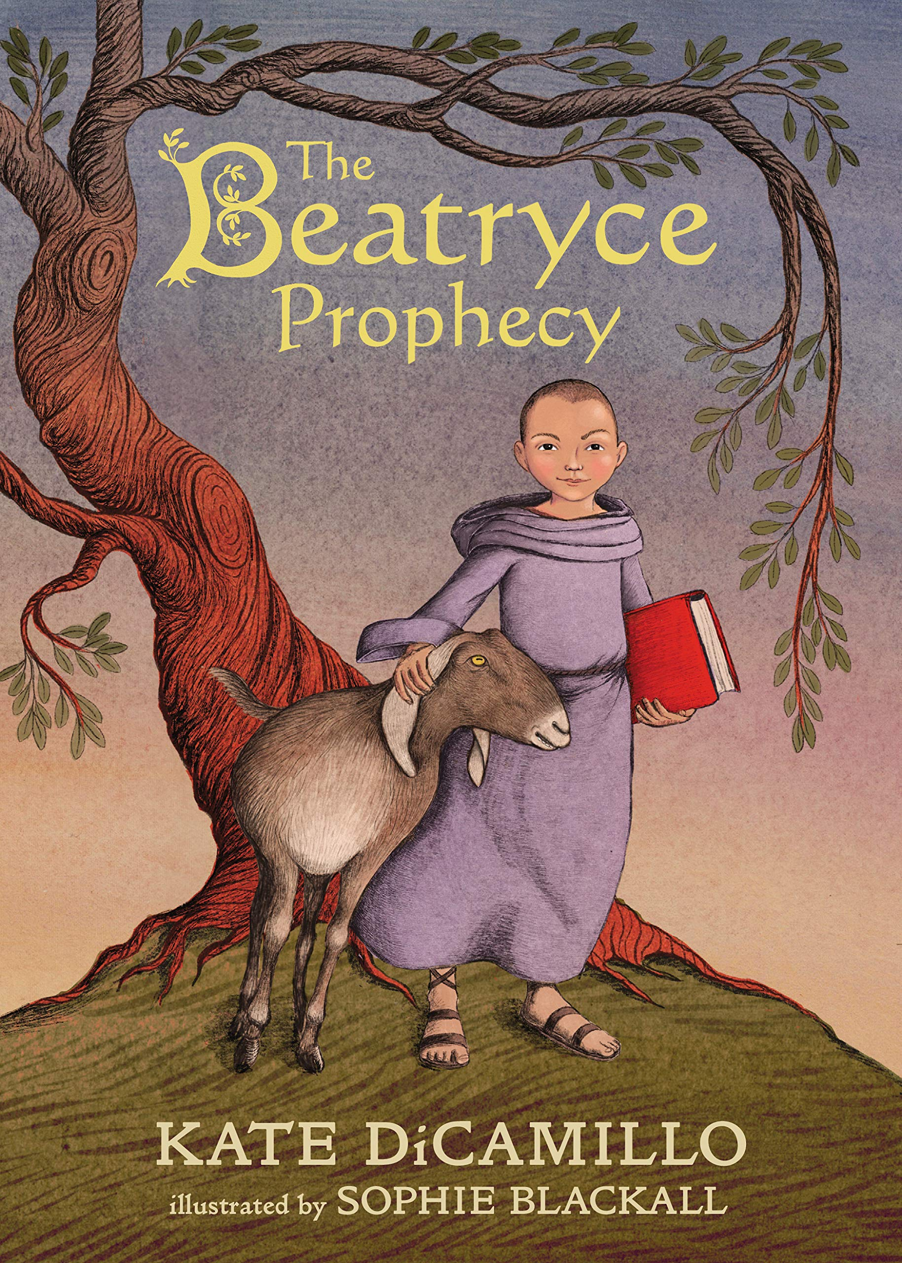 The Beatryce Prophecy: DiCamillo, Kate, Blackall, Sophie: 9781536213614:  Amazon.com: Books
