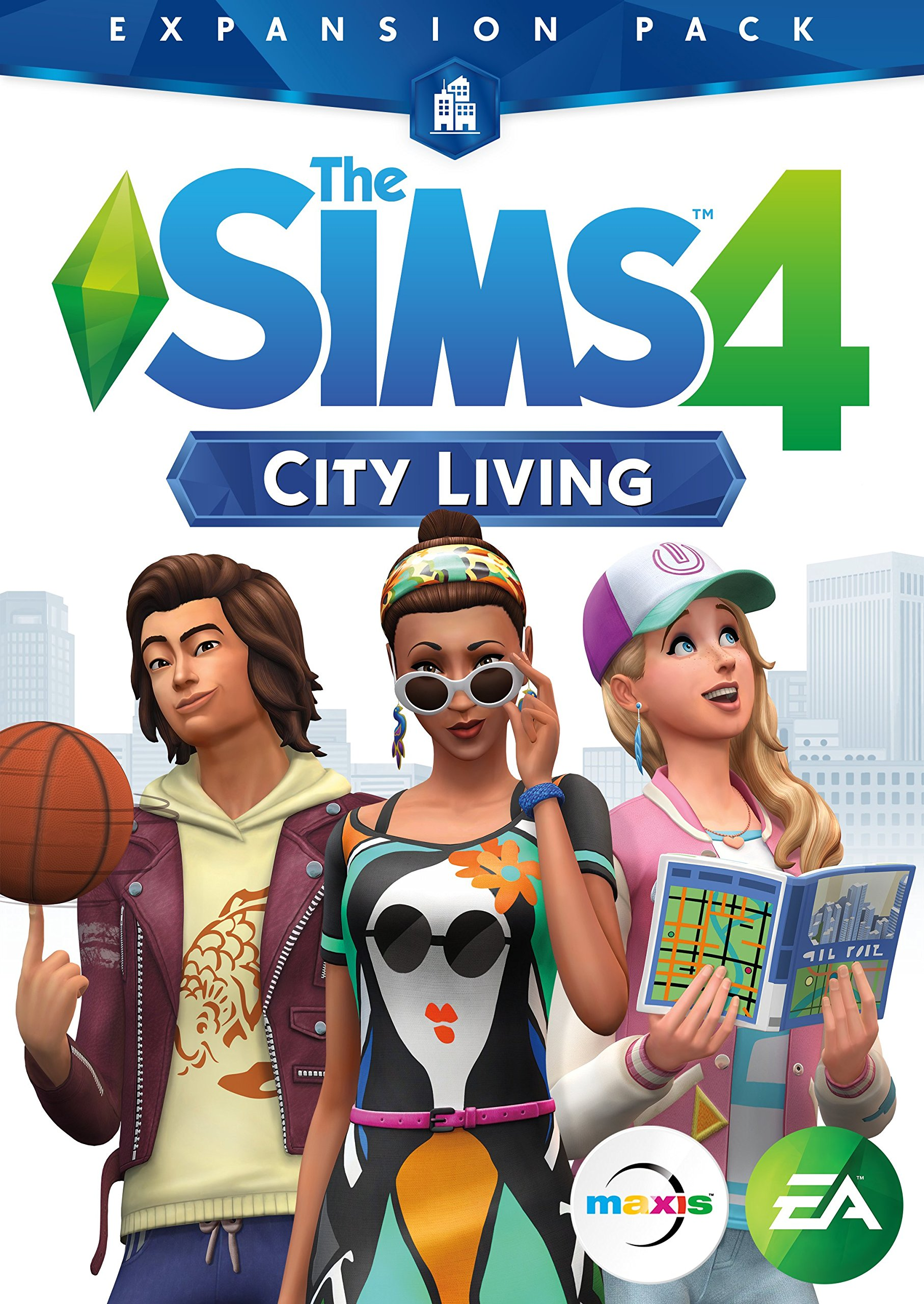 The Sims 4: City Living [Instant Access]