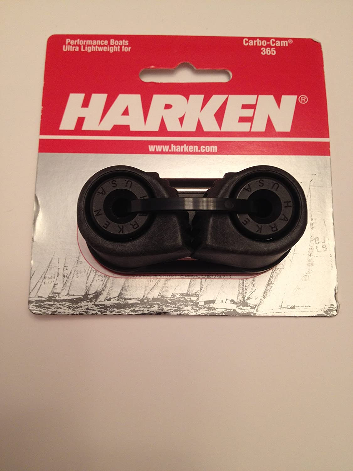 New in Package Genuine HARKEN 468 Micro Cam-Matic CLEAT Performance Sailboat