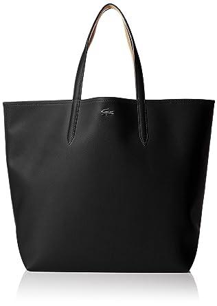 ea70383303 Lacoste Anna Shopping Bag, NF2142AA, tuareg/grey chine-calla ...