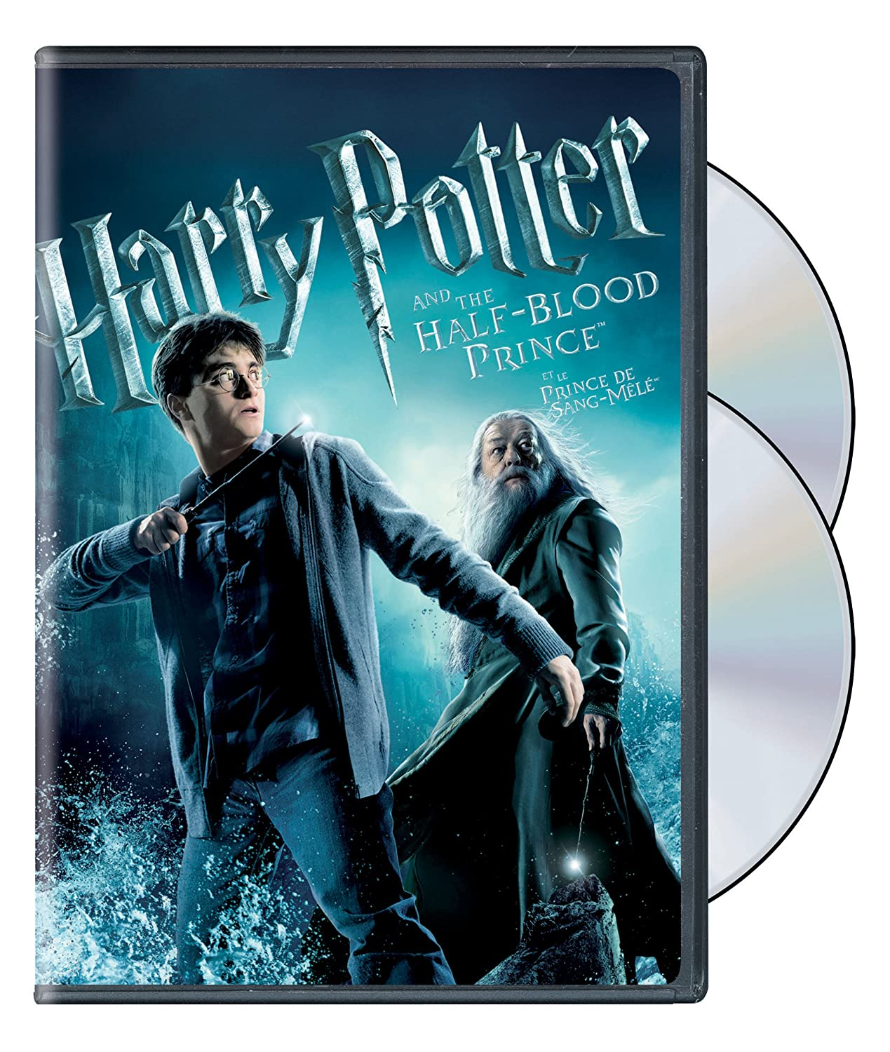 Harry Potter and the Half-Blood Prince (Harry Potter et le prince de sang mêlé) (2-Disc Widescreen Edition) Daniel Radcliffe Emma Watson Rupert Grint Michael Gambon