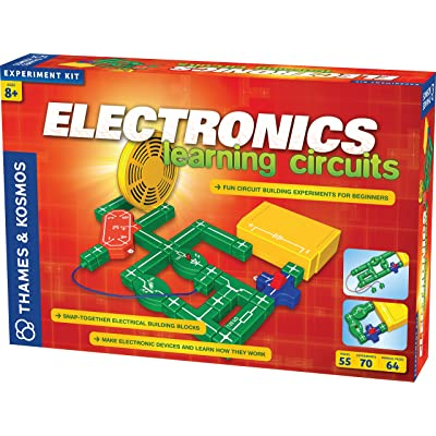 Thames & Kosmos Electronics: Learning Circuits: Toys & Games