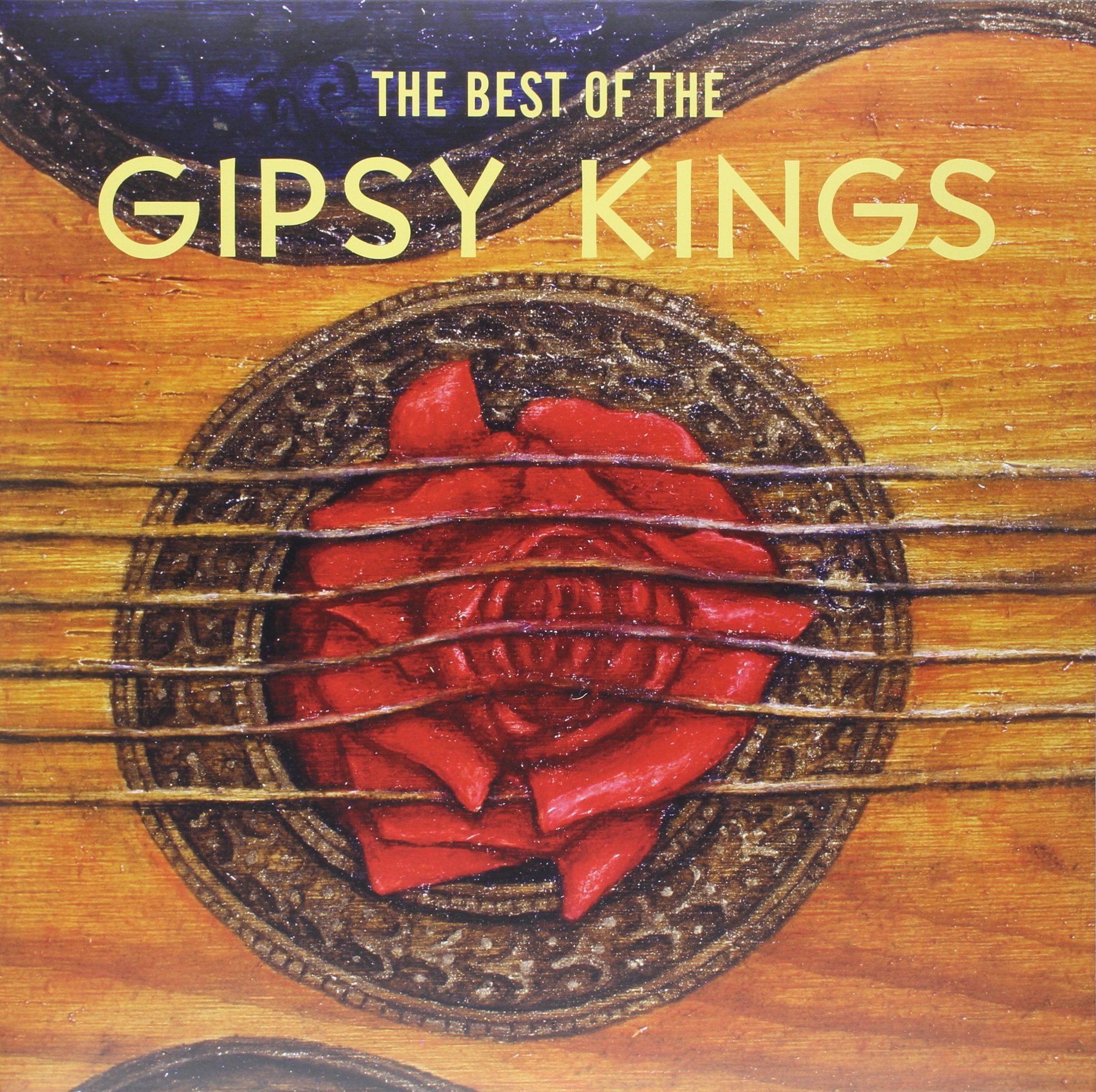 The Best of Gipsy Kings by Nonesuch