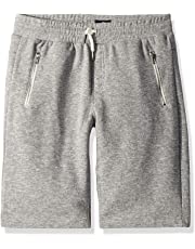 AG Adriano Goldschmied Boys A929KB717 The Garrison Shorts - Gray