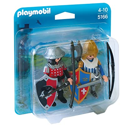 Playmobil - 5166 - Duo Pack Chevaliers