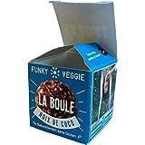 Boule Coco Funky Veggie | Vegan, Sans Gluten & Made in France | 12 boules