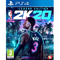 Nba 2K20 Legend Edition - Special Limited - PlayStation 4