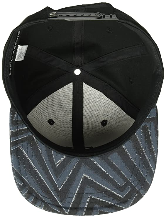 sale retailer a453b d301b BILLABONG Men s Sundays Snapback, Black, ONE  Amazon.ca  Clothing    Accessories