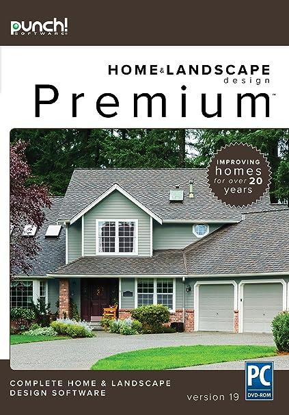 Amazon Com Punch Home Landscape Design Premium V19 Software