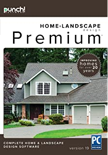Amazon Com Punch Software Professional Home Design Suite Platinum
