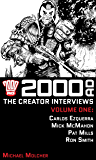 2000 AD: The Creator Interviews, Volume One