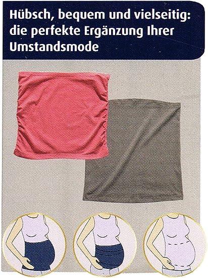 Esmara Bauchb/änder Damen Schwangerschaft Umstandsmode Doppelpack