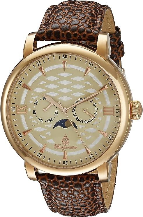 Burgmeister Reloj de Cuarzo Man Akron 46 mm