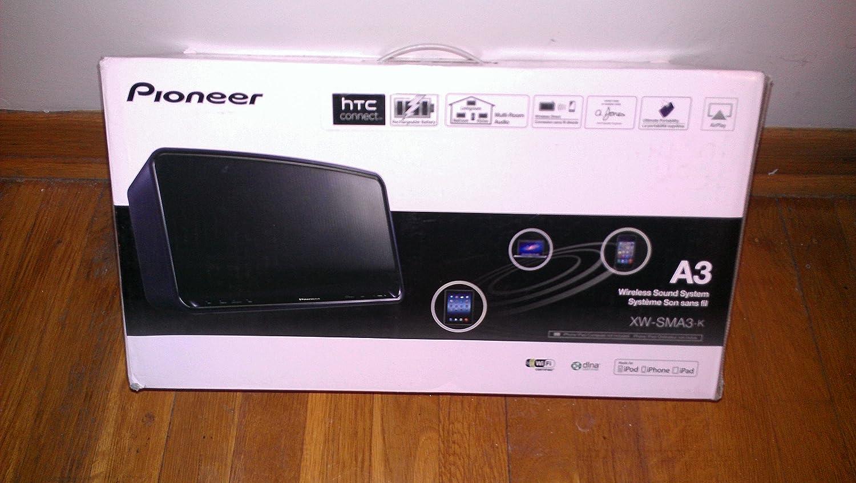 Pioneer XW-SMA3-K Wireless Speaker Windows Vista 64-BIT