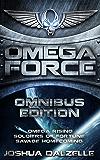 Omega Force Series Omnibus (Books 1-3) (English Edition)