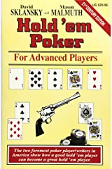 Hold 'em Poker: For Advanced Players Paperback