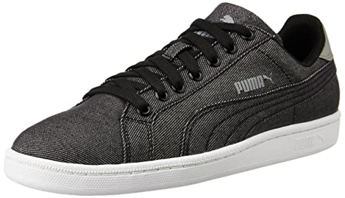 70a8967eb61dde Puma Unisex Smash Denim Sneakers  Buy Online at Low Prices in India ...