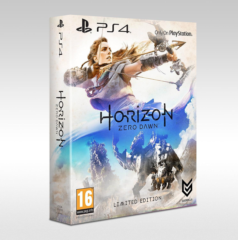 Sony Horizon Zero Dawn Limited Edition, PS4 Limited PlayStation 4 ...