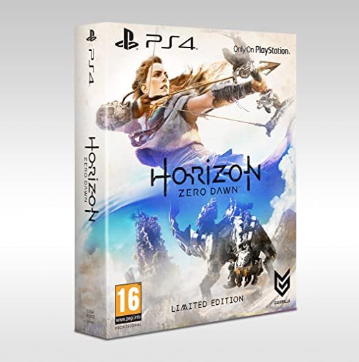 35 opinioni per Horizon Zero Dawn- Limited- PlayStation 4