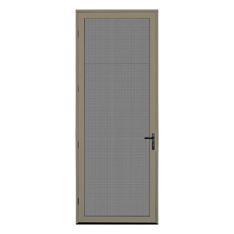 Titan 36x96 Meshtec Ultimate Security Screen Door | Aluminum
