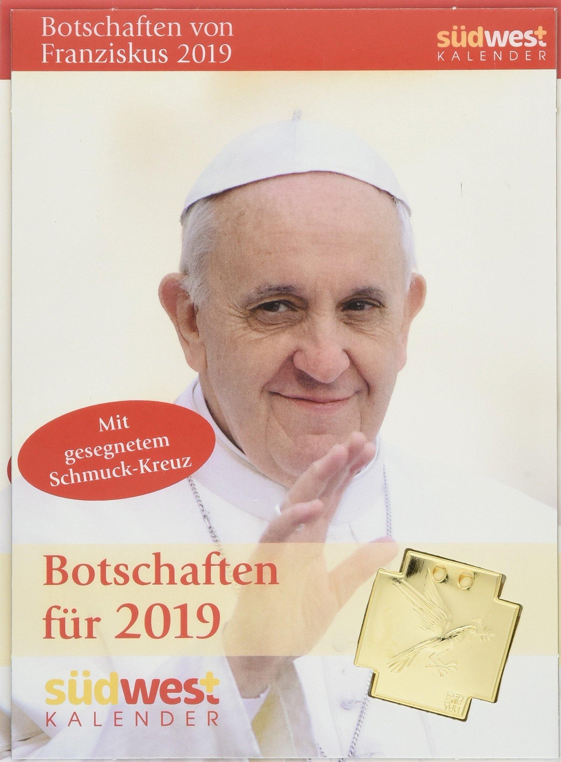 Botschaften Von Franziskus 2019 Tagesabreißkalender