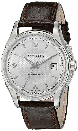 Hamilton H32515555 - Reloj de niños automático plateado: Amazon.es: Relojes