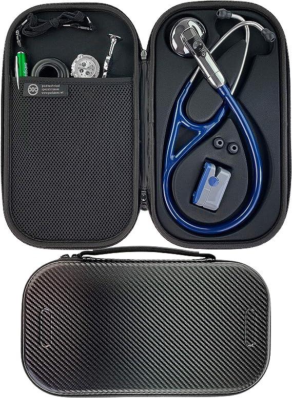 Estuche Cardiopod II para todos los fonendoscopios Littmann (color negro), de Pod Technical.: Amazon.es: Salud y cuidado personal