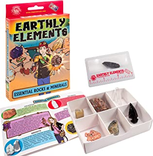 product image for Channel Craft Earthly Elements Essential Rocks & Minerals