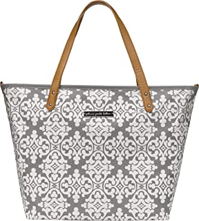ff3ad468b8 Petunia Pickle Bottom Downtown Tote Diaper Bag in Breakfast in Berkshire