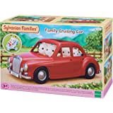 Sylvanian Families 5448 Family Cruising Car Toy, Red