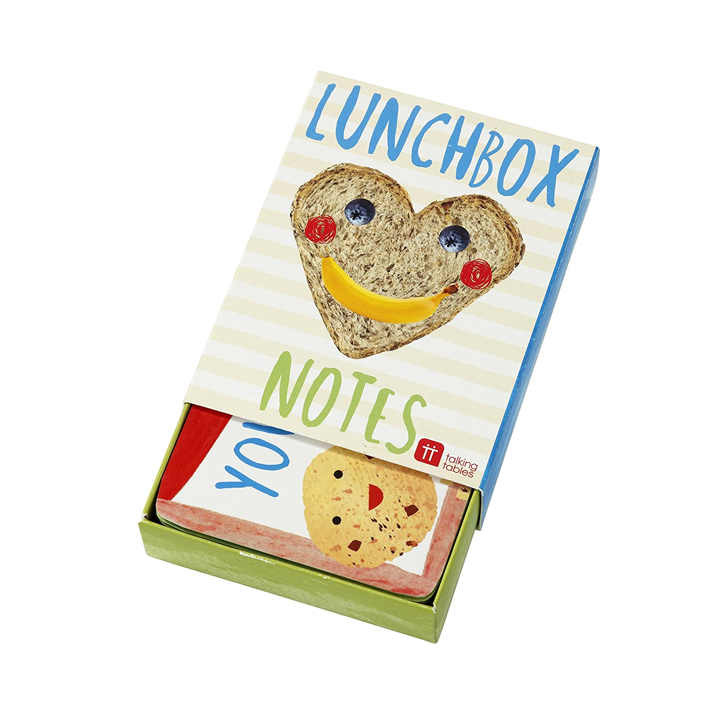 104ef80f95a9 Talking Tables Notes of Love for Lunchbox for Gifts and Stocking ...