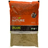 Pro Nature 100% Organic Sonamasoori Rice, Brown, 5kg