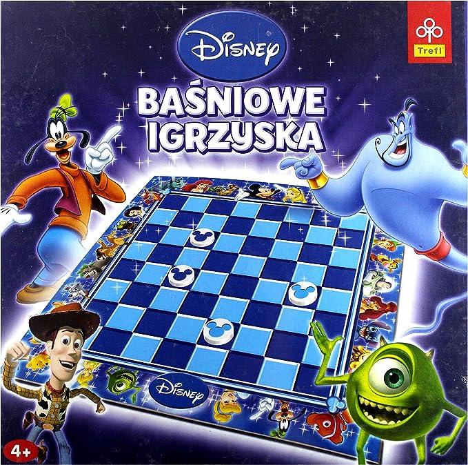 Disney Draughts: Amazon.es: Juguetes y juegos
