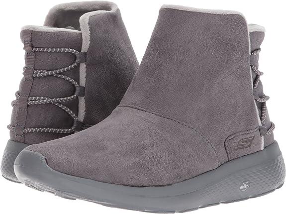 Se vend bien Taupe Skechers DENTRO Femme Chaussures