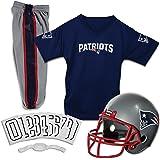 NFL Patriots Childs Helmet And Uniform Set