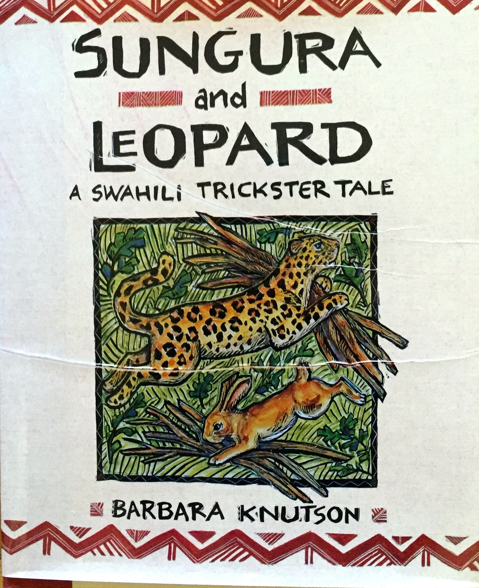 Sungura and Leopard: A Swahili Trickster Tale