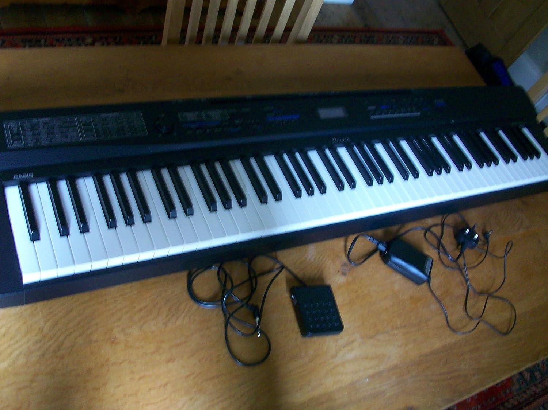 Casio Privia PX-3BK - Piano de escenario (edición limitada ...