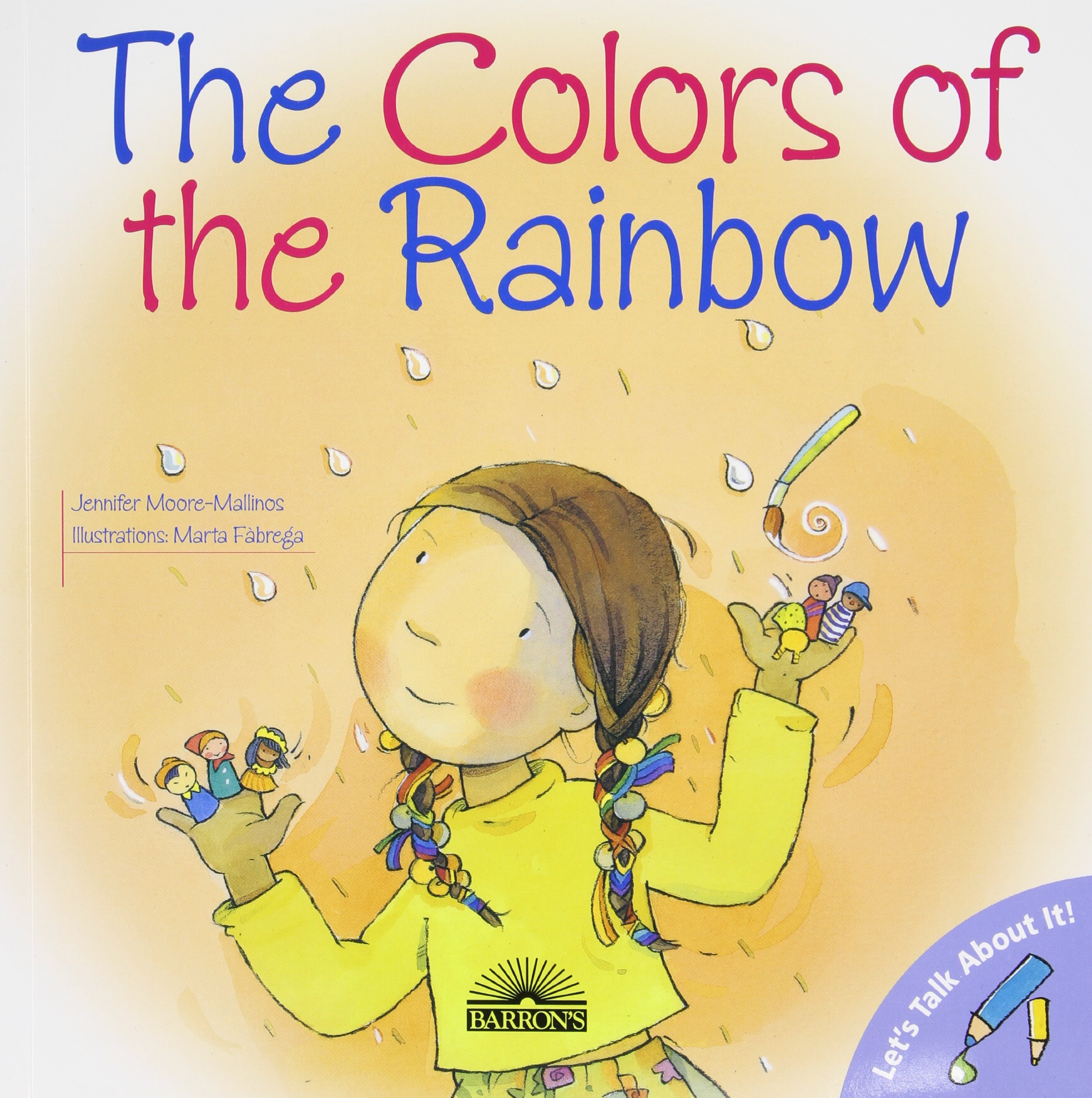 The Colors of the Rainbow Lets Talk About It Books Jennifer