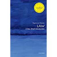 Law: A Very Short Introduction (Very Short Introductions) (English Edition)