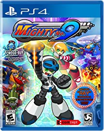 Mighty no 9 ps3