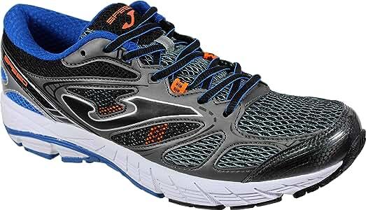 Joma Speed 912 Gris - Zapatillas Running Hombre (41 EU, Gris): Amazon.es: Zapatos y complementos