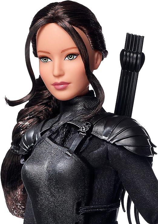 Amazon.com: Muñeca Barbie Katniss Collector Los ...